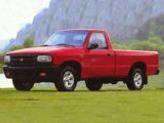1994 Mazda B3000 Pickup 4WD is listed (or ranked) 2 on the list List of Popular Mazda Pickup 4WDs