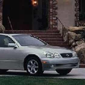 2002 Lexus GS 300 Sedan
