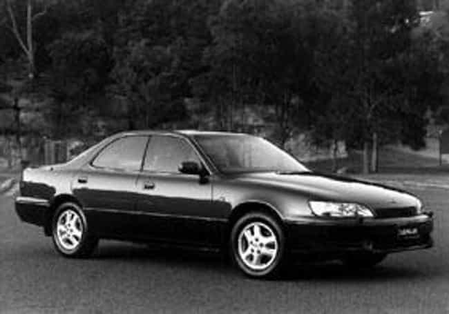lexus 300 car