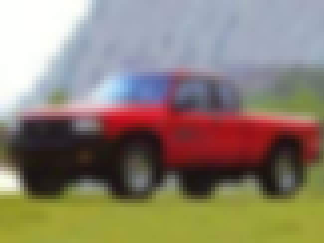 1994 Mazda B4000 Pickup 4WD is listed (or ranked) 3 on the list List of Popular Mazda Pickup 4WDs