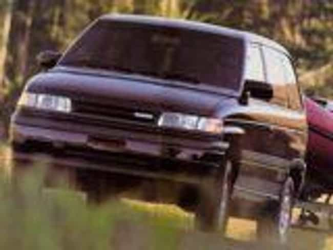 1994 Mazda MPV SUV 4x4 is listed (or ranked) 3 on the list List of Popular Mazda SUV 4x4s