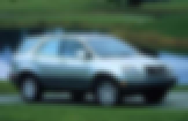 1999 Lexus RX 300 SUV is listed (or ranked) 1 on the list List of Popular Lexus 300 SUVs