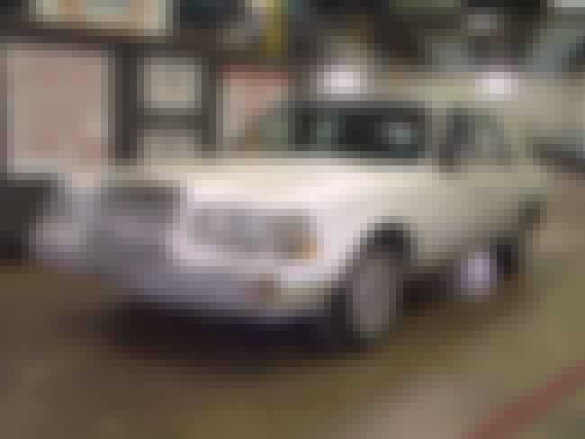 1987 Lincoln Continental is listed (or ranked) 3 on the list List of Popular Lincoln Continentals