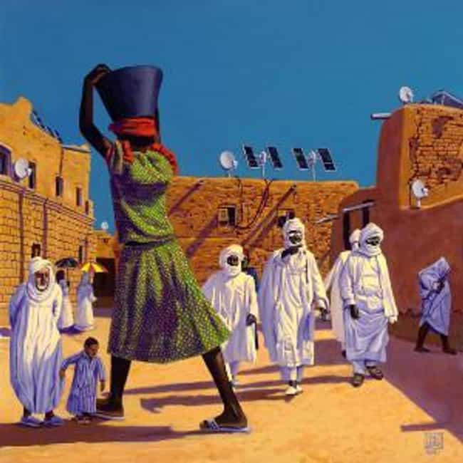 The Bedlam in Goliath is listed (or ranked) 4 on the list The Best Mars Volta Albums of All Time