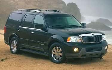2003 Lincoln Navigator is listed (or ranked) 1 on the list The Best Lincoln Navigators of All Time