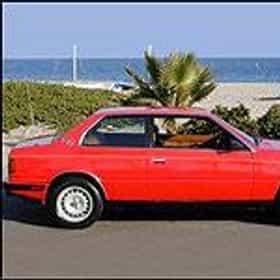 1985 Maserati Biturbo Sedan