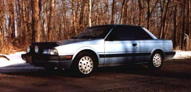 1987 Mazda 626 Sedan is listed (or ranked) 4 on the list List of Popular Mazda Sedans