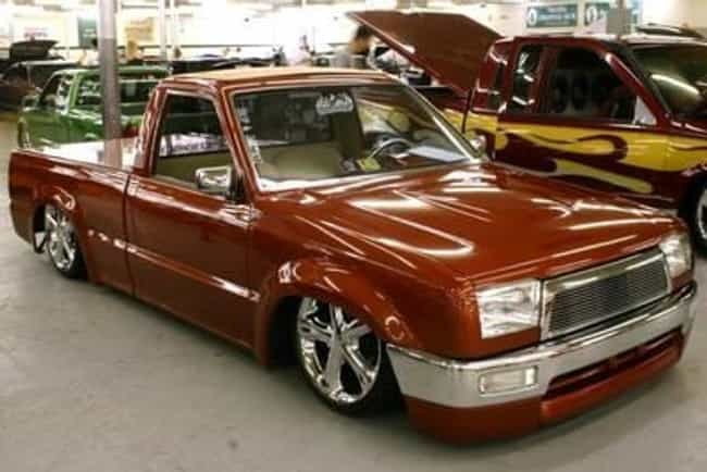 1987 Mazda B2000 is listed (or ranked) 2 on the list List of Popular Mazda Pickup trucks