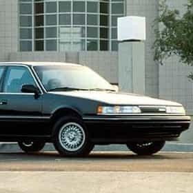 1991 Mazda 626 Hatchback