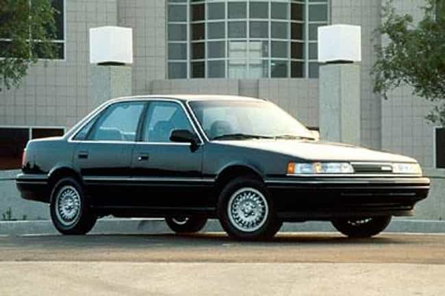 1991 Mazda 626 Hatchback is listed (or ranked) 3 on the list List of 1991 Mazdas