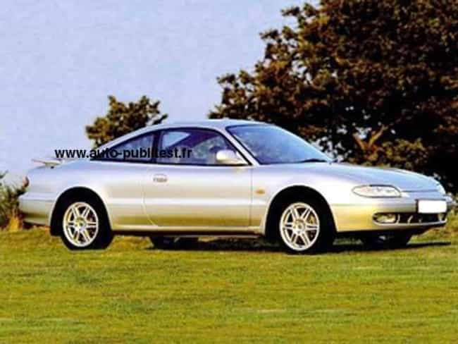 1991 Mazda MX-6 is listed (or ranked) 4 on the list List of Popular Mazda MX-6s