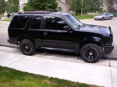 1993 Mazda Navajo SUV 4WD is listed (or ranked) 1 on the list List of Popular Mazda SUV 4WDs
