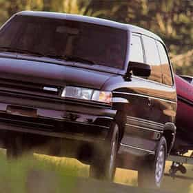 1992 Mazda MPV Minivan 4X4