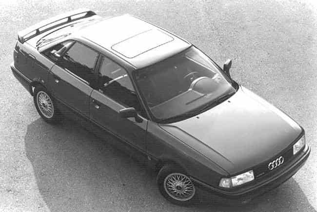 1988 Audi 90 Sedan Quattro is listed (or ranked) 2 on the list List of Popular Audi 90s
