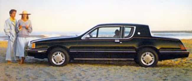 1985 Mercury Cougar is listed (or ranked) 3 on the list List of Popular Mercury Cougars