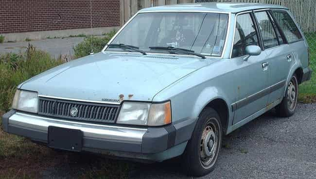 1985 Mercury Lynx Station Wago... is listed (or ranked) 4 on the list List of Popular Station Wagons