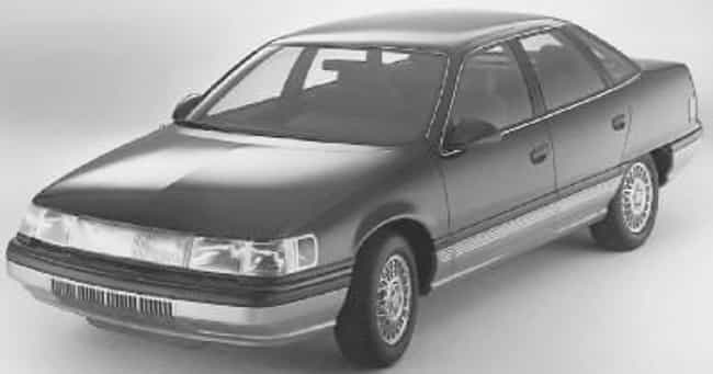 1986 Mercury Sable Stati... is listed (or ranked) 4 on the list List of Popular Mercury Station Wagons