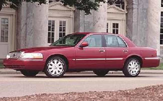 2004 Mercury Grand Marquis is listed (or ranked) 1 on the list The Best Mercury Grand Marquiss of All Time
