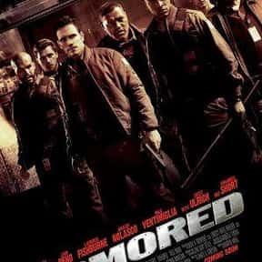Armored is listed (or ranked) 8 on the list The Best Milo Ventimiglia Movies