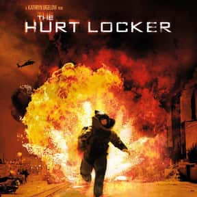 The Hurt Locker is listed (or ranked) 17 on the list The Best Movies of 2009