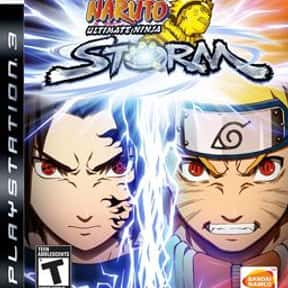 Naruto: Ultimate Ninja Storm is listed (or ranked) 15 on the list The Best Naruto Video Games of All Time