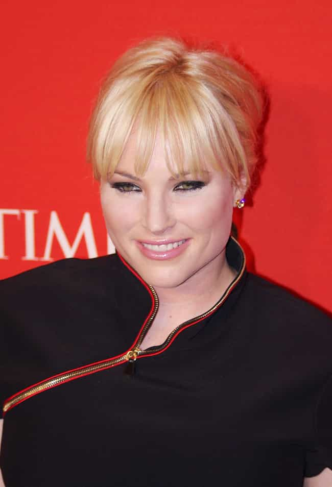 Meghan McCain is listed (or ranked) 1 on the list Celebrities Who Have Had Miscarriages