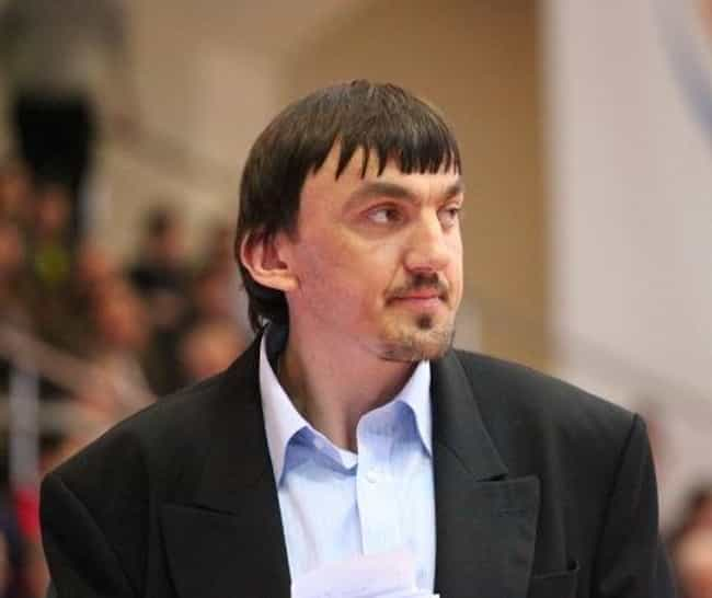 Grigorij Khizhnyak is listed (or ranked) 4 on the list Famous Basketball Players from Ukraine