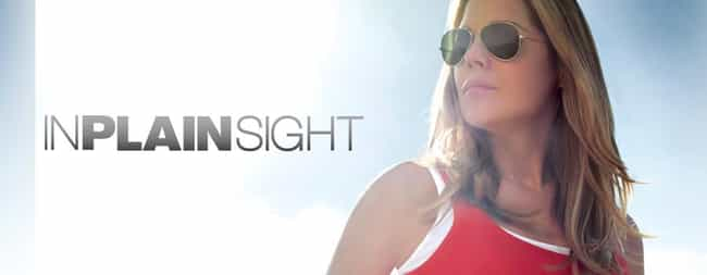 In Plain Sight is listed (or ranked) 4 on the list TV Shows Produced By Paul Stupin