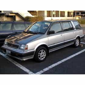 1988 Mitsubishi Space Wagon