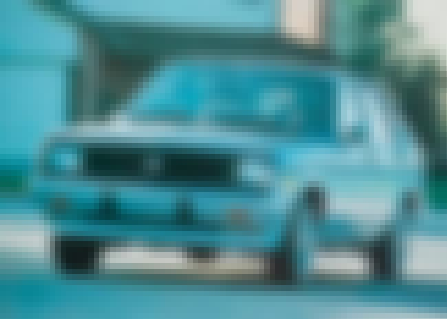 1986 Pontiac 1000 is listed (or ranked) 3 on the list List of Popular Pontiac Hatchbacks