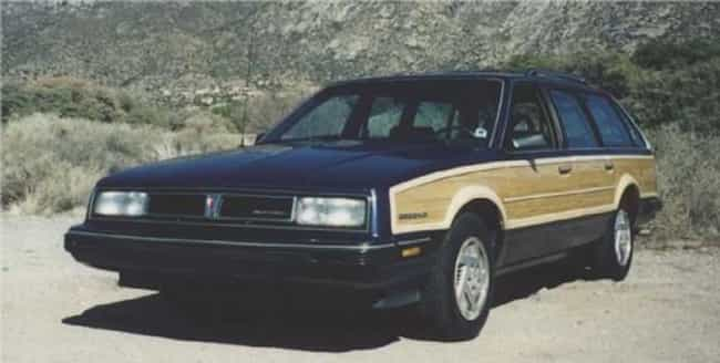 1988 Pontiac 6000 Sedan ... is listed (or ranked) 2 on the list List of 1988 Pontiacs