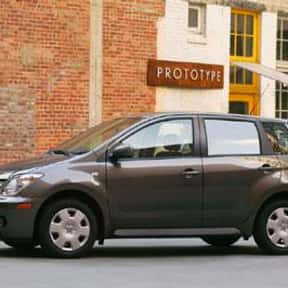 2005 Scion xA is listed (or ranked) 6 on the list The Best Scions of All Time