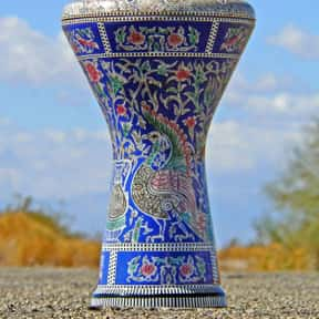 Goblet drum is listed (or ranked) 14 on the list Drum - Instruments in This Family