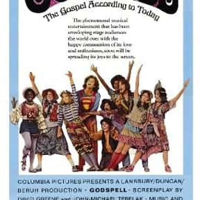 Godspell is listed (or ranked) 21 on the list The Greatest Movies About Jesus Christ, Ranked