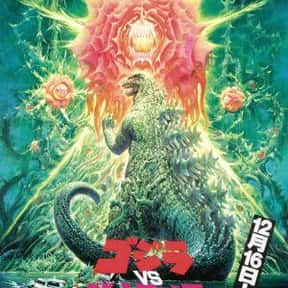 Godzilla vs. Biollante is listed (or ranked) 8 on the list The Best Horror Movies About Killer Plants