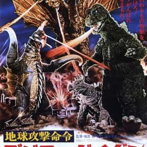 Godzilla vs. Gigan is listed (or ranked) 16 on the list The Best '70s Alien Movies