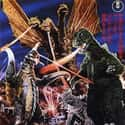 Godzilla vs. Gigan is listed (or ranked) 14 on the list The Best '70s Alien Movies