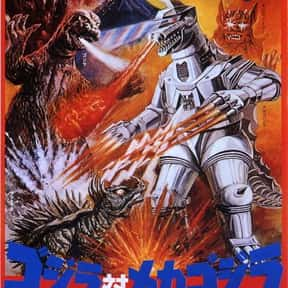Godzilla vs. Mechagodzilla is listed (or ranked) 13 on the list The Best '70s Alien Movies
