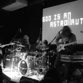 God is an Astronaut is listed (or ranked) 6 on the list The Best Post-rock Bands