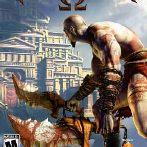 God of War is listed (or ranked) 8 on the list The 100+ Best Video Games of All Time, Ranked by Fans