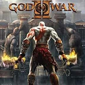 God of War II is listed (or ranked) 2 on the list The Best PlayStation 2 Action Games