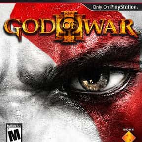 God of War III is listed (or ranked) 14 on the list Video Games That Should Be Movies