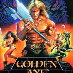 Golden Axe is listed (or ranked) 8 on the list The Best Beat 'em Up Games Of All Time