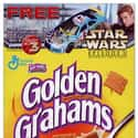 Golden Grahams is listed (or ranked) 11 on the list The Best Gold Things