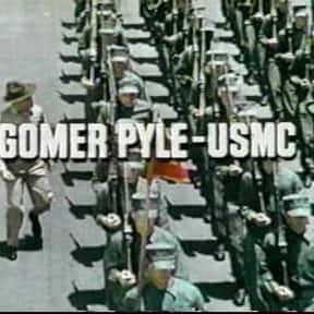 Gomer Pyle, U.S.M.C. is listed (or ranked) 25 on the list The Best CBS Comedies of All Time