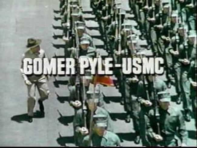 Gomer Pyle, U.S.M.C. is listed (or ranked) 3 on the list TV Shows Produced By Sheldon Leonard
