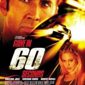 Gone in 60 Seconds is listed (or ranked) 17 on the list Movies Turning 20 In 2020
