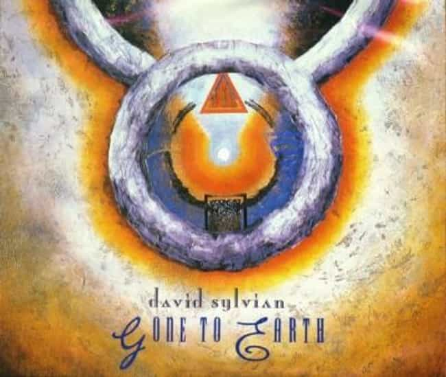 Gone to Earth is listed (or ranked) 2 on the list The Best David Sylvian Albums of All Time