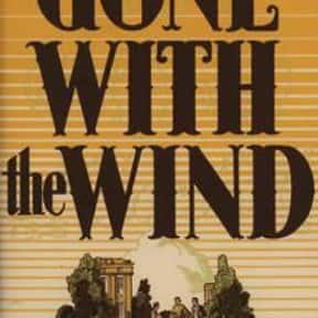 Gone with the Wind (1937) is listed (or ranked) 16 on the list The Best Pulitzer Prize Winning Novels