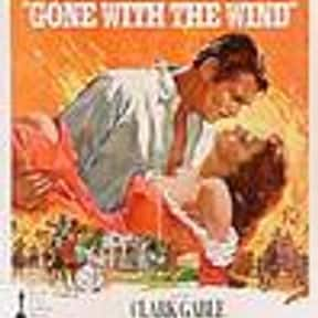 Gone with the Wind is listed (or ranked) 2 on the list AFI's Top 100 Love Story Movies